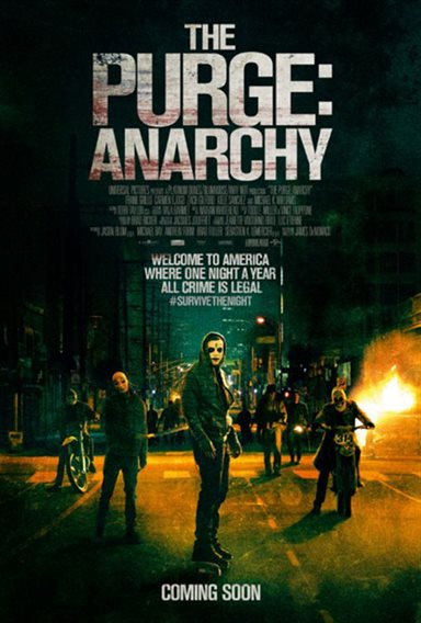 The Purge: Anarchy © Universal Pictures. All Rights Reserved.