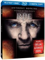 The Rite Blu-ray Review