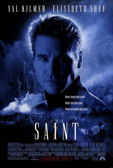 The Saint © Paramount Pictures. All Rights Reserved.