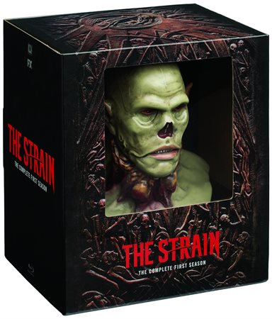 The Strain: Season 1 - The Premium Collector's Edition Blu-ray Review