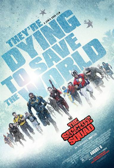 The Suicide Squad Theatrical Review