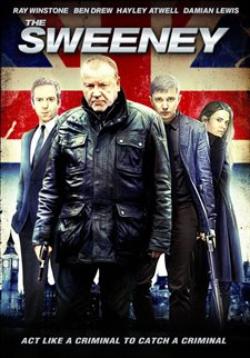 The Sweeney DVD Review