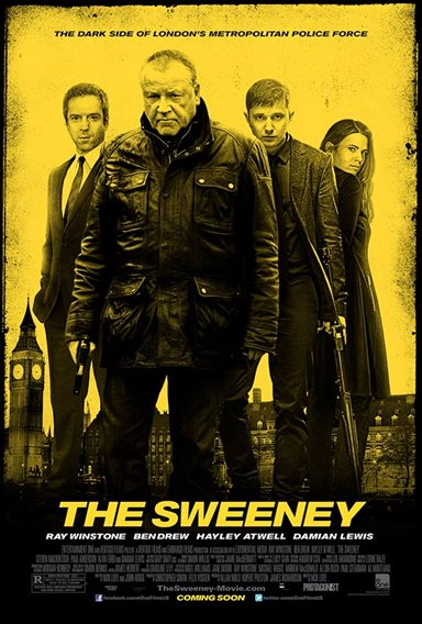 The Sweeney © Entertainment One Studios. All Rights Reserved.