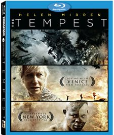 The Tempest Blu-ray Review