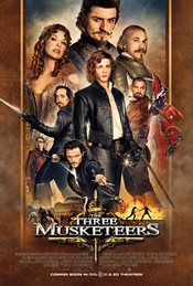The Three Musketeers Theatrical Review
