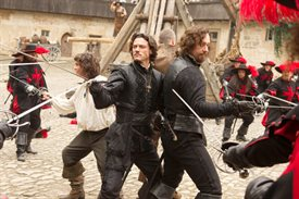The Three Musketeers © Summit Entertainment. All Rights Reserved.