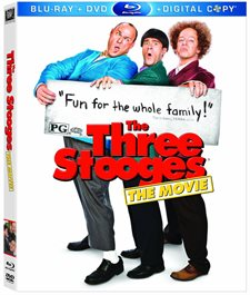 The Three Stooges Blu-ray Review