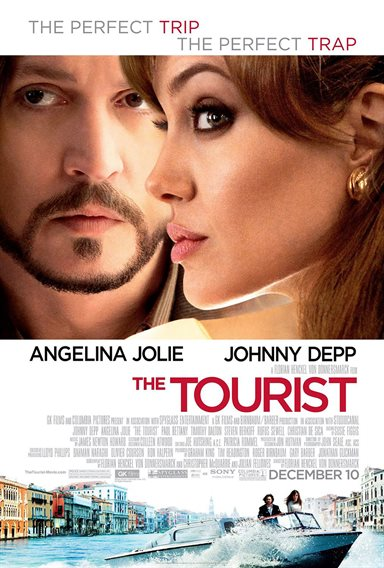 The Tourist © Columbia Pictures. All Rights Reserved.