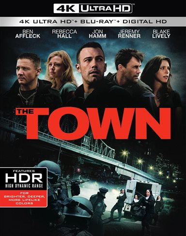 The Town 4K Ultra HD Review