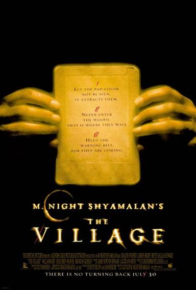 The Village © Touchstone Pictures. All Rights Reserved.