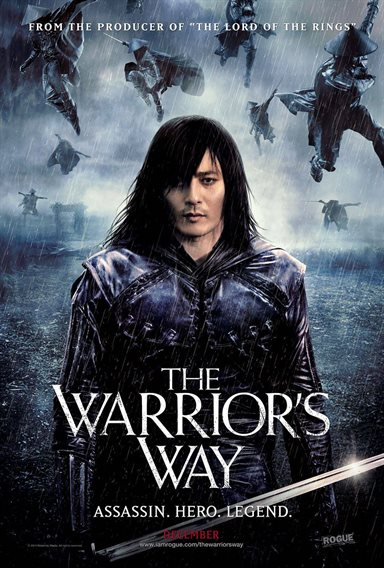 The Warrior's Way Theatrical Review