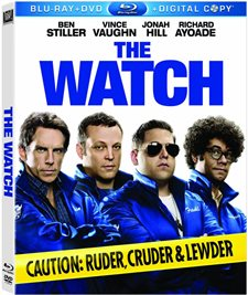 The Watch Blu-ray Review