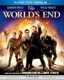 The World's End Blu-ray Review