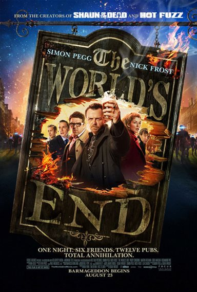 The World's End Theatrical Review