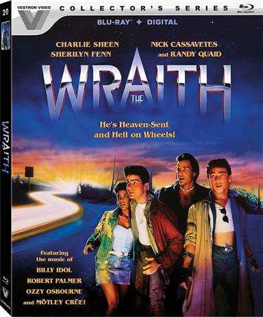 The Wraith Collector's Series Blu-ray Review