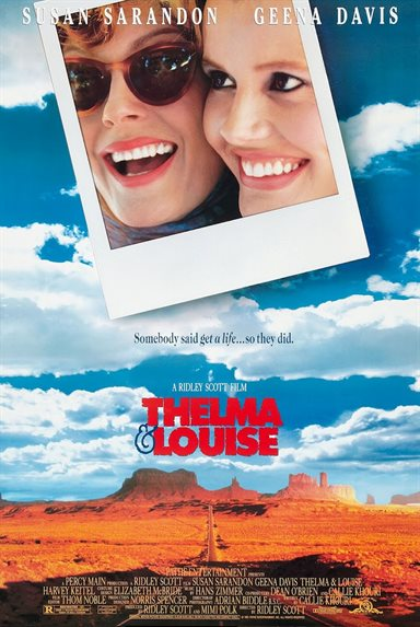 Thelma and Louise (1991), News, Trailers, Music, Quotes ...