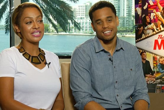 Michael Ealy and La La Anthony Interview
