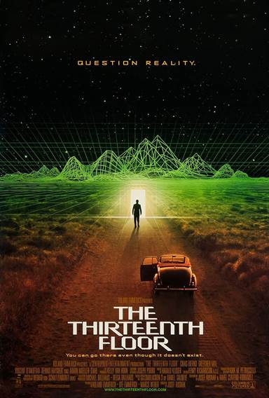 The Thirteenth Floor © Columbia Pictures. All Rights Reserved.