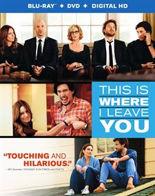 This Is Where I Leave You Blu-ray Review