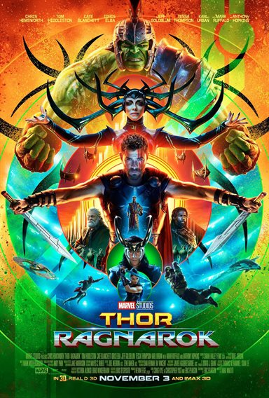 Thor: Ragnarok Theatrical Review