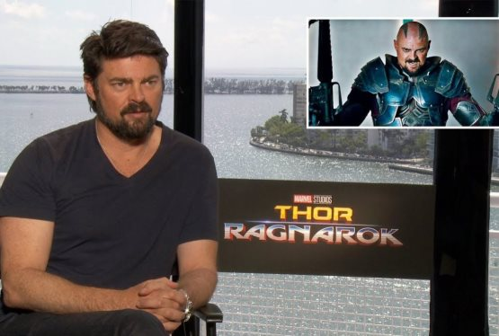 Get An Inside Look Into Marvel's Thor: Ragnarok With Karl Urban