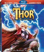 Thor: Tales of Asgard Blu-ray Review