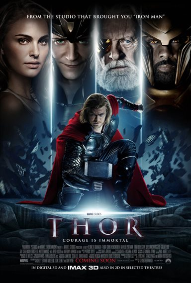 Thor © Paramount Pictures. All Rights Reserved.