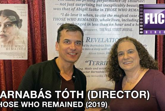Those Who Remained Explores Common Themes | A Talk with Director Barnabás Tóth