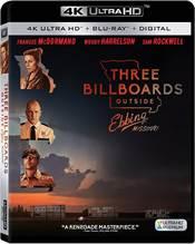 Three Billboards Outside Ebbing, Missouri 4K Ultra HD Review