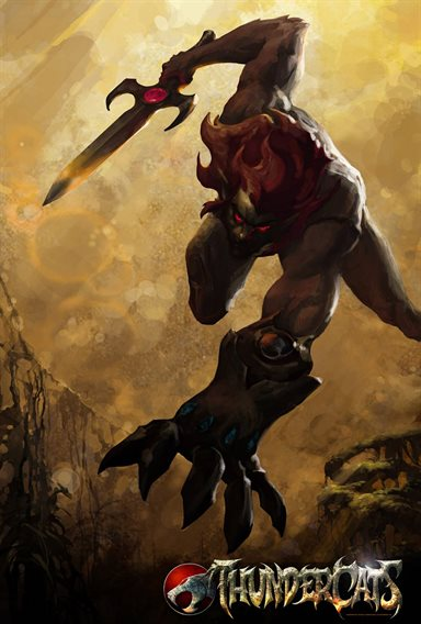 Thundercats © Warner Bros.. All Rights Reserved.
