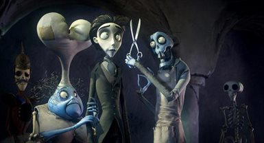 Corpse Bride © Warner Bros.. All Rights Reserved.