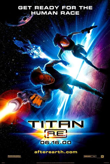 Titan A.E. © 20th Century Fox. All Rights Reserved.