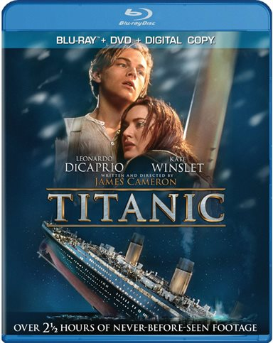 Titanic Blu-ray Review