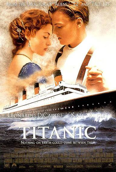 Titanic © Paramount Pictures. All Rights Reserved.