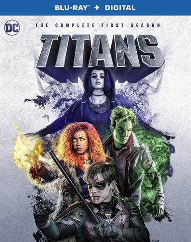 Titans Blu-ray Review