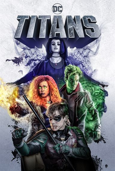 Titans © Warner Bros. Television. All Rights Reserved.