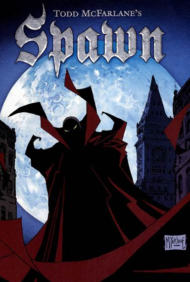 Todd McFarlane's Spawn © HBO. All Rights Reserved.