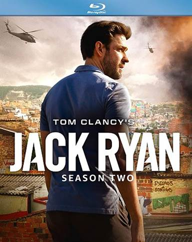 Tom Clancy's Jack Ryan - Season Two Blu-ray Review