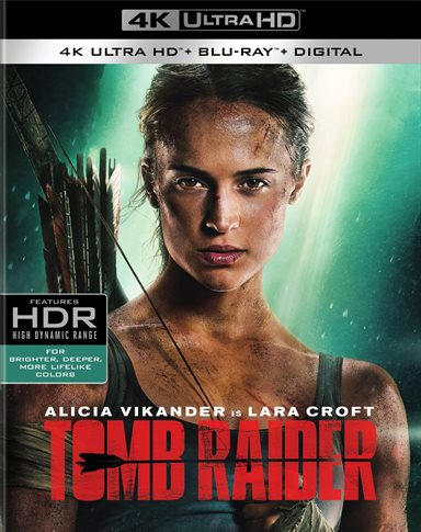 Tomb Raider 4K Ultra HD Review
