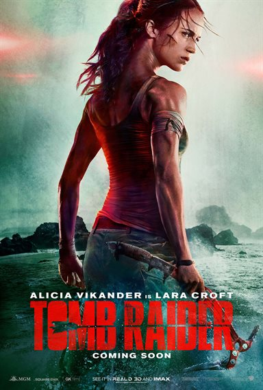 Tomb Raider Theatrical Review