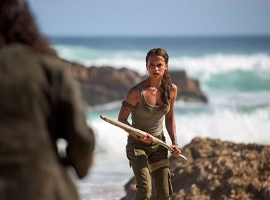 Tomb Raider © Warner Bros.. All Rights Reserved.