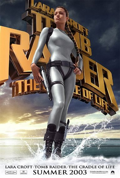 Tomb Raider: The Cradle Of Life © Paramount Pictures. All Rights Reserved.