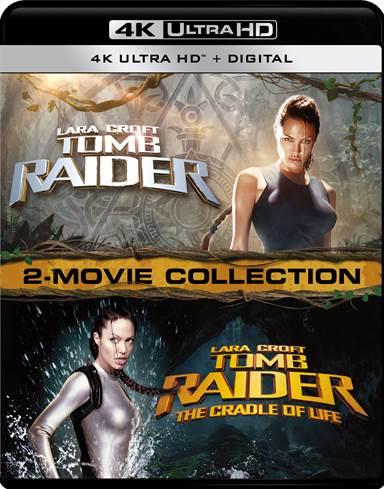 Lara Croft: Tomb Raider 4K Ultra HD Review
