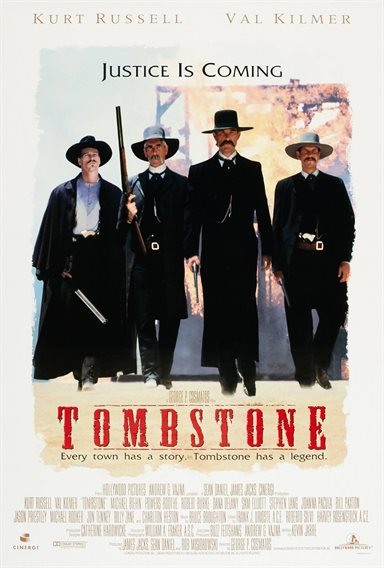 Tombstone © Hollywood Pictures. All Rights Reserved.