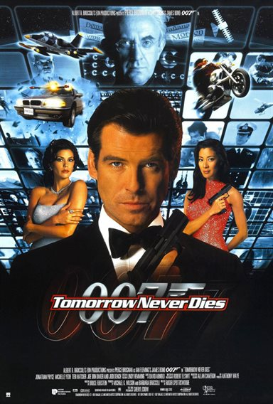 Tomorrow Never Dies © MGM Studios. All Rights Reserved.