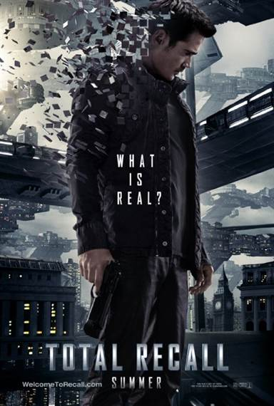 Total Recall Theatrical Review