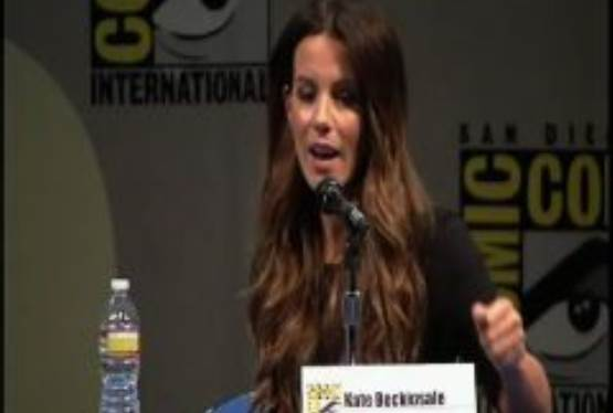 Total Recall Panel at Comic Con 2011