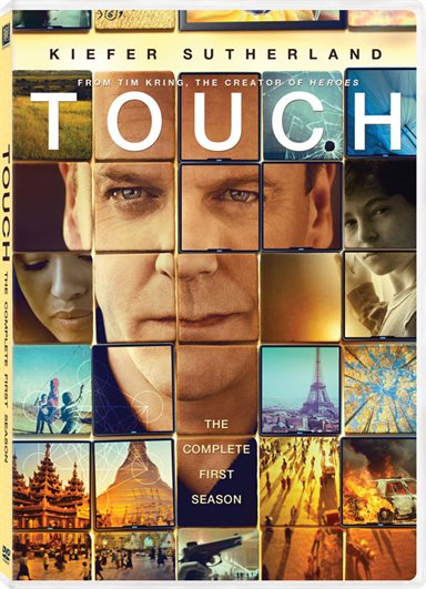 Touch: The Complete First Season DVD Review