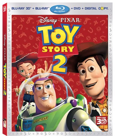 Toy Story 2 3D Blu-ray Review