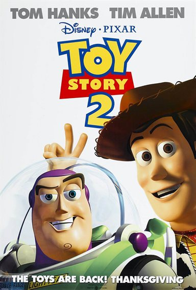 Toy Story 2 © Walt Disney Pictures. All Rights Reserved.